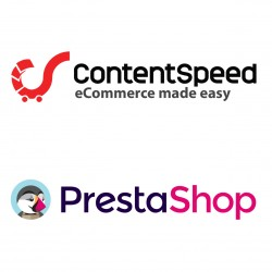 Integration with online shops ContentSpeed or PrestaShop