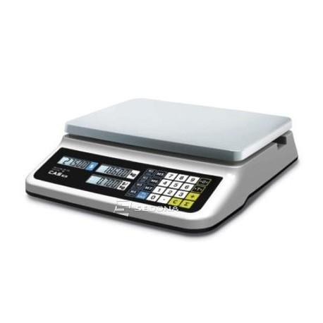 Commercial Scale CAS PR PLUS USB Flat