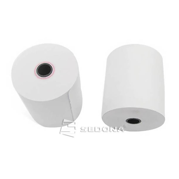 Thermal roll for POS printer, 79mm wide 80m long