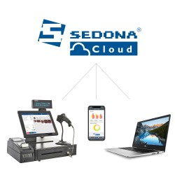Program de vanzare si gestiune Sedona Cloud - 1 an