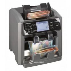Masina de numarat bancnote Rapidcount X500