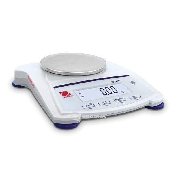 High Precision Scale Ohaus SJX Gold 6200g, 0,1 g With Metrological Approval