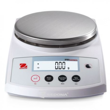 High Precision Scale Ohaus PR Precision Gold 0,001g Without Metrological Approval