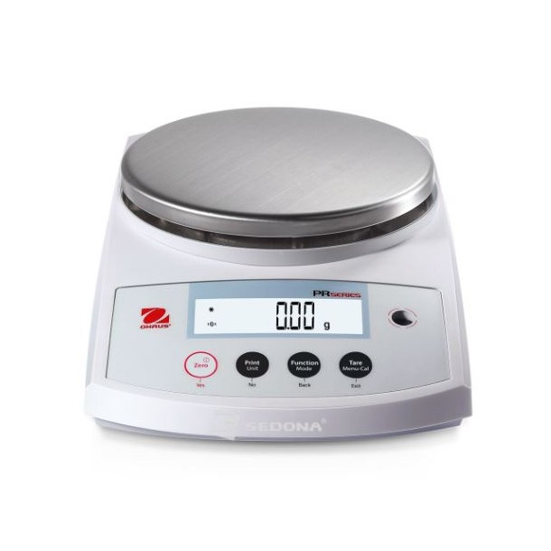 High Precision Scale Ohaus PR Precision Gold 0,001g With Metrological Approval