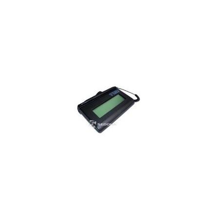 Topaz SignatureGem LCD 1 x 5