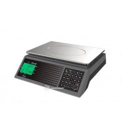 Cantar comercial fara brat Aclas PS130B 15/30kg cu conectare RS232