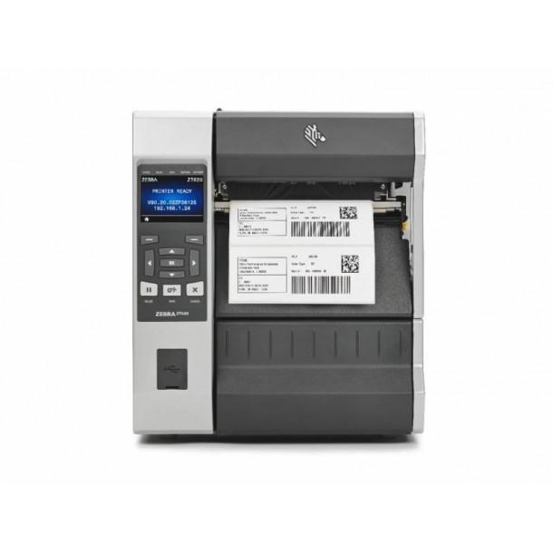 Imprimanta industriala de etichete Zebra ZT620 RFID
