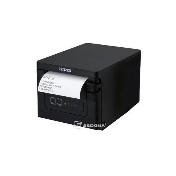 Imprimanta POS Citizen CT-S751 conectare USB
