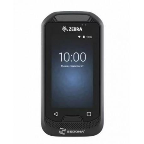 Terminal mobil cu cititor coduri 2D Zebra EC30 - Android