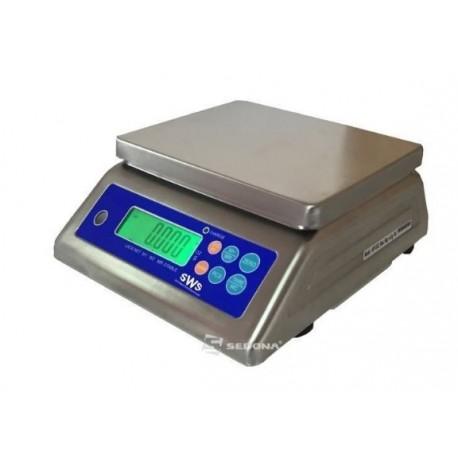 Cantar de verificare SWS RTW 6/15/30 kg