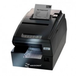 Hybrid thermal & matrix POS printer HSP 7543 Serial+USB