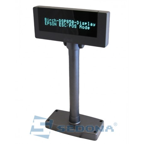 Display client Birch DSP-V9