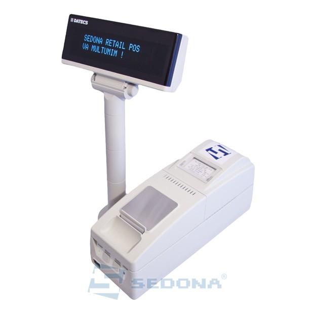 Imprimanta fiscala Datecs FP550T in sistem avizat Speed Transfer Exchange
