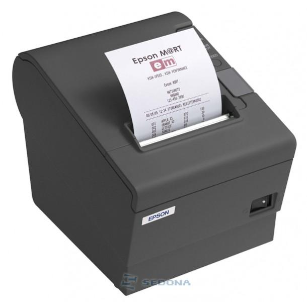 Imprimanta POS Epson TM-T88V conectare USB+RS232