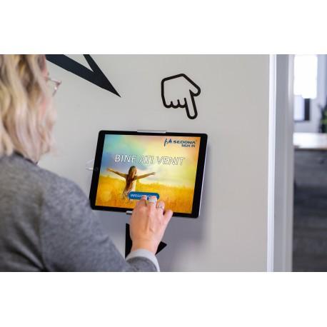 Sedona Sign In – Aplicatie pentru receptie vizitatori – 3 luni
