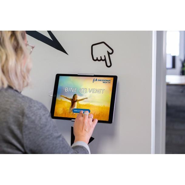Sedona Sign In: Aplicatie receptie vizitatori – 3 luni