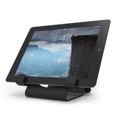 Universal tablet lock stand black