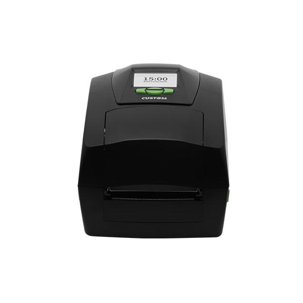 Label Printer Custom D4 202 USB RS232 Ethernet