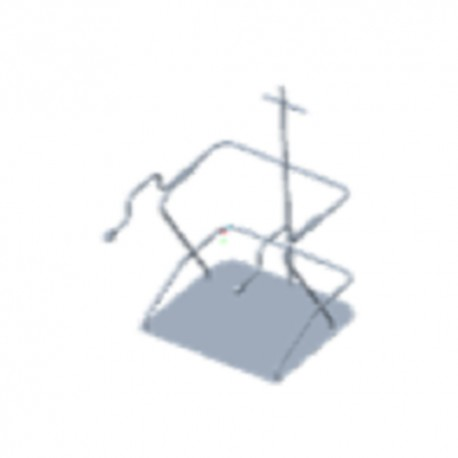 Raft pungi pentru self-checkout