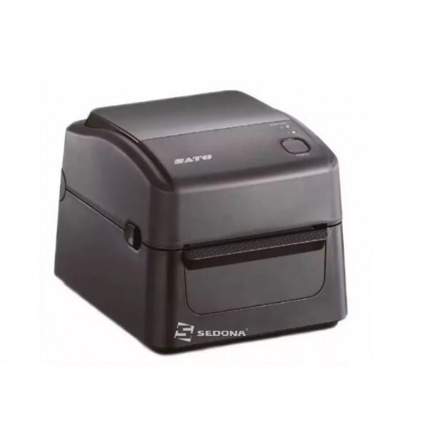 Imprimanta de etichete SATO WS408 USB, RS232, LAN