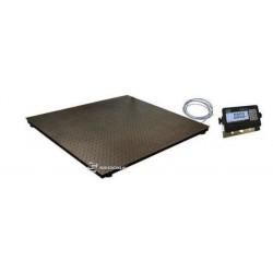 Cantar platforma KPZ 150x150cm 1500/2000/6000kg