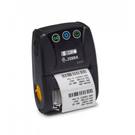 Imprimanta portabila de etichete Zebra ZQ210