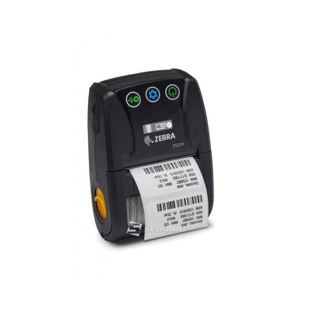 Imprimanta portabila de etichete Zebra ZQ210 conectare USB