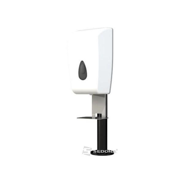 Stand de birou cu dispenser automat dezinfectant SN