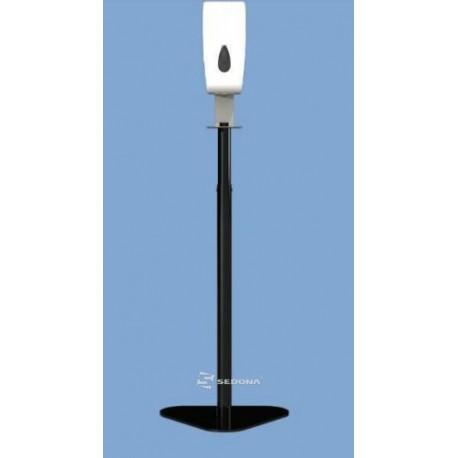 Floor Stand with Hand Sanitizer Dispenser SN