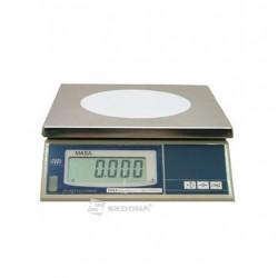 Balanta de verificare SWS 15/30 kg cu verificare metrologica