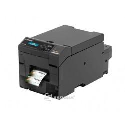 Imprimanta de bilete/carduri color Custom TK306