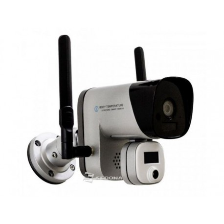 Camera Video cu Senzor de Temperatura MyKi T Cam