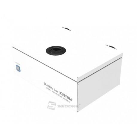 Cutie SANItize Custom 30 x 20 cm - Sistem de igienizare a ozonului