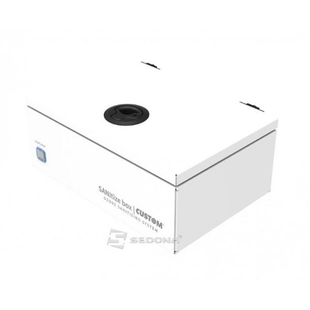 Cutie SANItize Custom 30 x 20 cm - Sistem de igienizare al ozonului