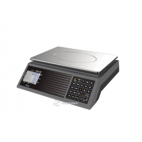Cantar comercial Aclas PS1C fara brat, 15/30 kg, conectare RS232