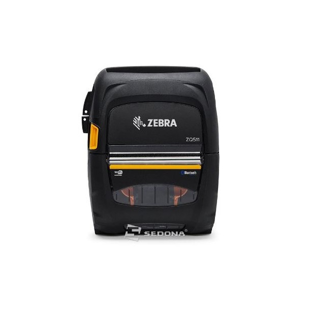Imprimanta mobila de etichete Zebra ZQ511 conectare Bluetooth, WiFi
