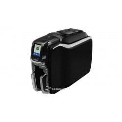 Zebra ZC350 card printer, single side, Ethernet, MSR