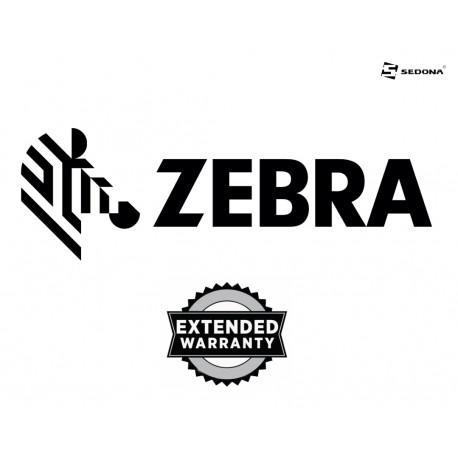 Zebra 2 years extended warranty