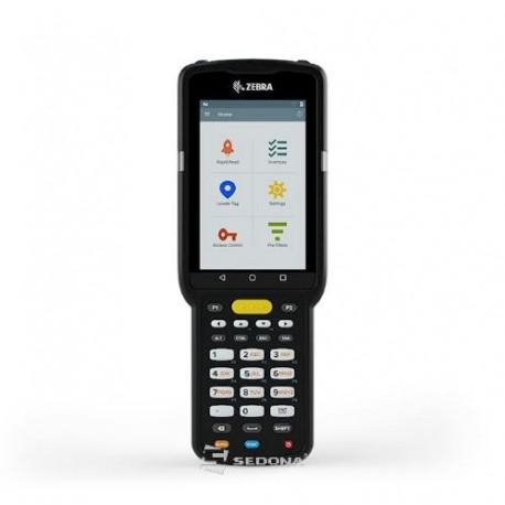 Terminal mobil cu cititor coduri Zebra MC3300, 29 taste – Android