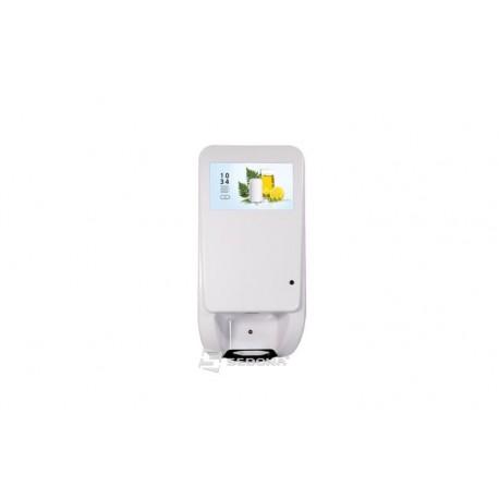 Infokiosk DSD1160A cu dispenser dezinfectant automat