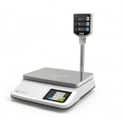 Price Computing Scale CAS PR PLUS RS232 With Pole 15 kg - power supply, batteries