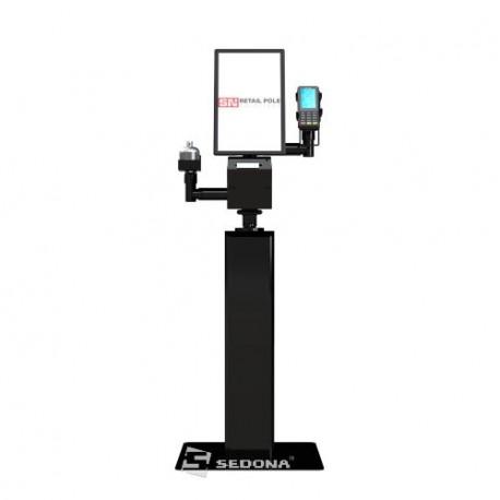 Stand de podea pentru monitor, imprimanta, terminal pos