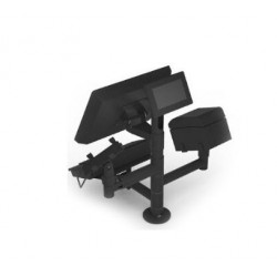 Multifunctional POS Stand