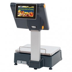 Labeling Scale Dibal D-955 Double Body 12 + 7