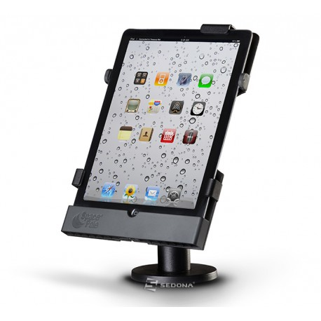 iPad Stand SpacePole SafeGuard D-Frame