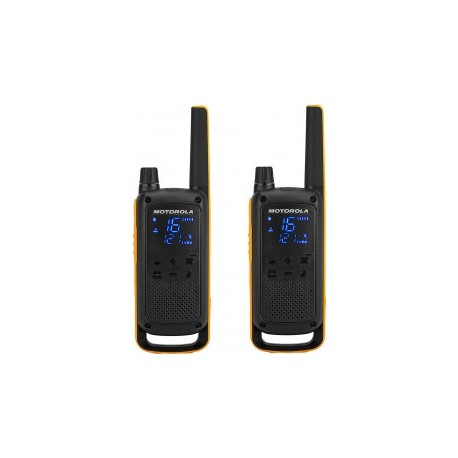 Walkie Talkie Motorola T80 Extreme (2 pieces)