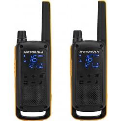 Walkie Talkie Motorola T82 Extreme (4 pieces)