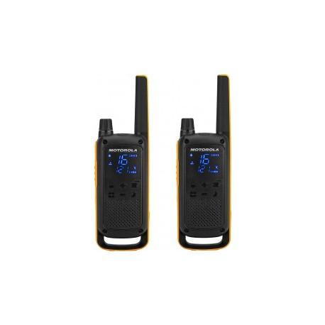 Walkie Talkie Motorola T82 Extreme (2 bucati)