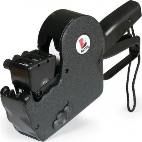Marcator preturi Blitz T 117 - Trei randuri de imprimare alfa numerice