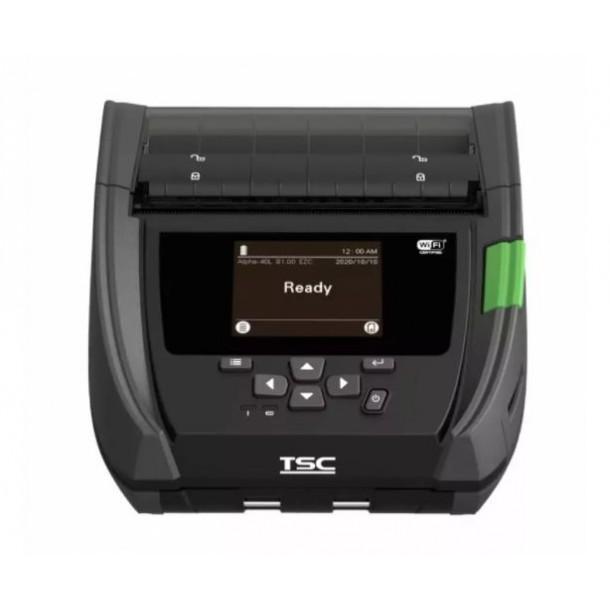 Imprimanta mobila de etichete TSC Alpha-40L WiFi, USB, Bluetooth